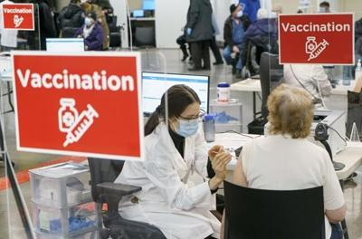Who have provinces pegged to receive COVID-19 vaccines in the coming weeks?