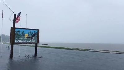 Final blast of torrential rains unleashed by weakened Barry