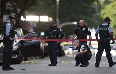 Alleged gang members charged in slaying of Chicago rapper