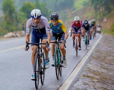 Canadian rider James Piccoli finishes third in third stage of Tour of Rwanda