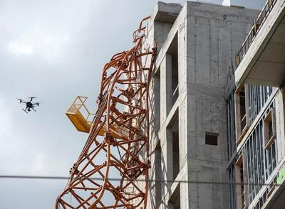 Engineers approve plan to begin removal of Halifax crane toppled by Dorian