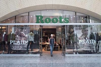 Clothing retailer Roots reports $4.9M Q1 loss, sales up nearly 25 per cent