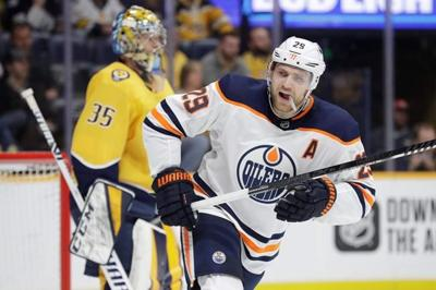 Oilers' Draisaitl reflects on Art Ross Trophy win: 'You dream of these things'