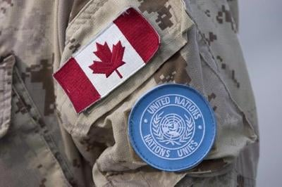Canadian peacekeeping levels hit lowest level in more than 60 years