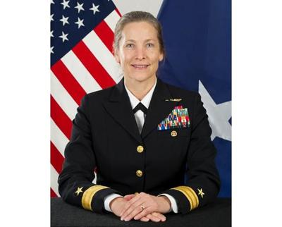 US Naval War College is getting its 1st female president