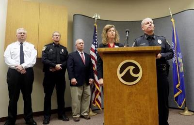 Wisconsin officers on front lines in 2 student shootings
