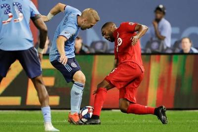 Toronto FC and New York City FC play to 1-1 draw