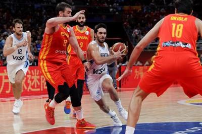Gasol completes historic double, Spain wins World Cup