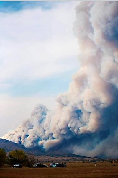 Many homes likely lost in north-central Colorado fires