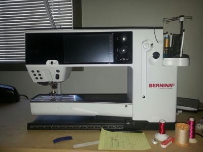 Heartless Thief Steals Bernina Sewing Machine Opinion Awesome Sewing Machine Hospital Ottawa