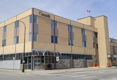 Canada Revenue Agency, downtown Penticton