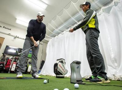 At The Turn: Practice, persistence pays off in golf's Parkinson Project