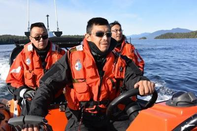 Canada's first Indigenous-led coast guard auxiliary patrols B.C.'s rugged coast