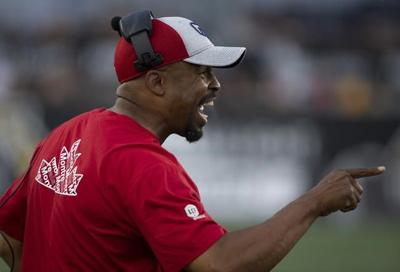 New coach Khari Jones looks to lead Montreal Alouettes to third win in a row