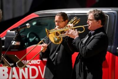 With outdoor concert, Lincoln Center starts path to return