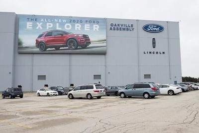 Manufacturing sales fell 2.1% in April as chip shortage hurt auto industry