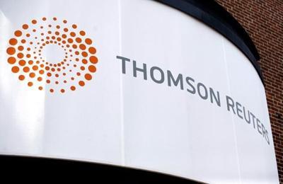 Thomson Reuters raises quarterly dividend, beats Q4 profit expectations