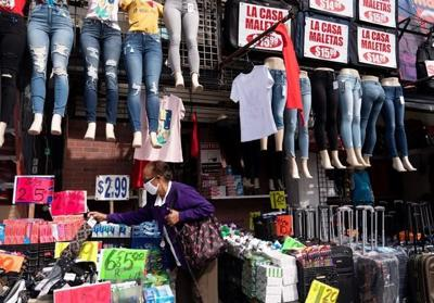 Consumer spending gains slow to 1% in August