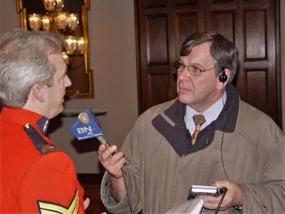 Veteran Canadian Press broadcast journalist Peter Ray dies at age 71