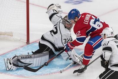 Shea Weber scores twice, Canadiens beat Kings 3-2