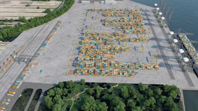 Infrastructure bank to invest up to $300 million in Montreal port expansion