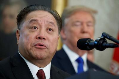 Broadcom shares fall as chipmaker warns on trade war impact