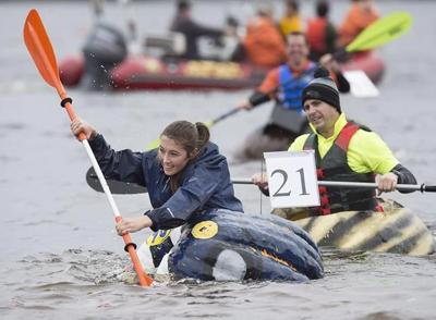 Nova Scotia's annual pumpkin regatta sunk by extreme weather, lack of gourds