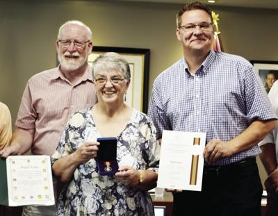 Longtime volunteer honoured by Ottawa | News | pentictonherald ca