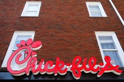 Protests at Chick-fil-A opening in Toronto over owner's record on LGBTQ issues