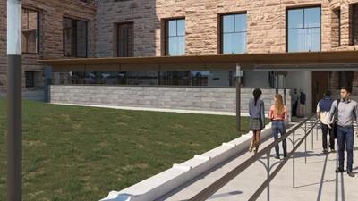 Ontario legislature to get airport-style security, new visitor screening centre