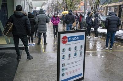 New COVID-19 restrictions coming into effect as case numbers soar across Canada