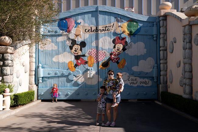 Disneyland reopening marks California's COVID-19 turnaround