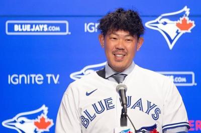 Japanese pitcher Yamaguchi eager to fulfil MLB dream with Blue Jays