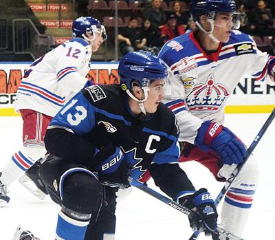 Vees duo could be drafted