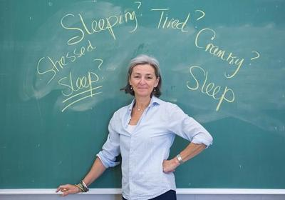 Researchers turn to classroom to help teens overcome costly sleep woes