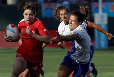 Canada women hope to bounce back at Dubai 7s after poor showing in Glendale