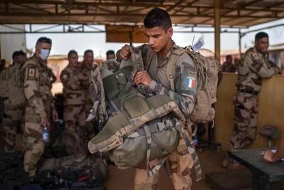 Macron to reduce French military troops in Africa's Sahel