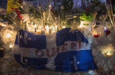 Quebec City remembers 2017 mosque attack with emotional ceremony