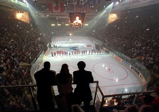 Most intimidating college hockey arenas montreal