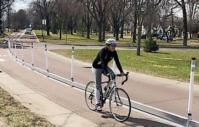 Bike barriers