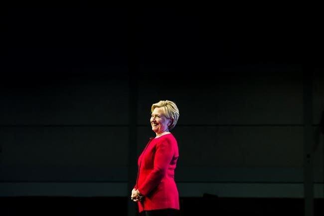 Hillary Clinton thrills Toronto crowd with part feminist, part activist talk