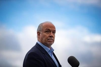 B.C. New Democrats promise renter's rebate, rent freeze as parties ready for debate