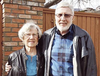 Bert and Phyllis Terry