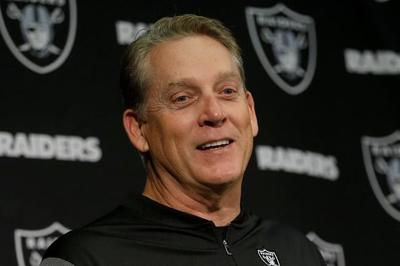 ESPN hires former Jaguars, Raiders coach Del Rio as analyst