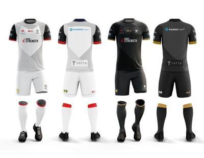 Toronto Wolfpack unveil new Super League uniforms ahead of pre-season opener