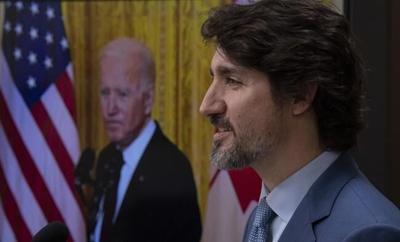 New York congressman says Biden, Trudeau to talk plan for Canada-U.S. border at G7