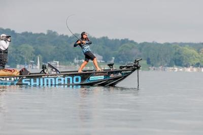 Trio of Canadians will chase US$300,000 top prize at Bassmaster Classic competition