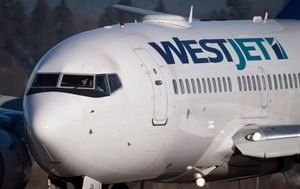 Air Canada, WestJet post record monthly load factors on higher traffic, capacity