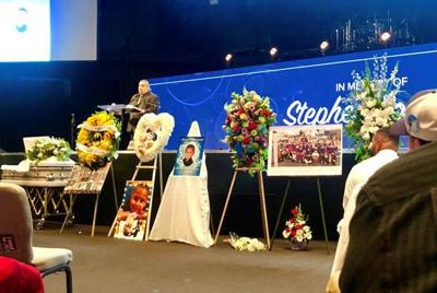Youngest victim of California mass shooting laid to rest