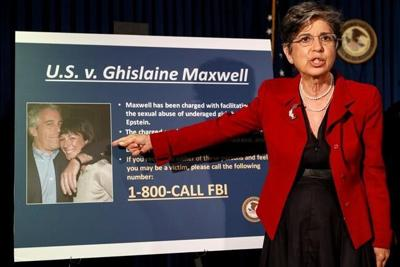 Fight over Ghislaine Maxwell's jail conditions heats up